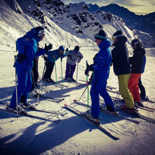 Altitude Verbier professional coaches
