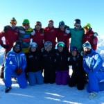 Instructor course Verbier