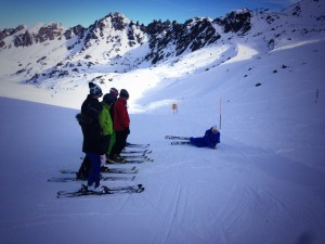 gap course altitude verbier