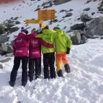 ski instructor gap course