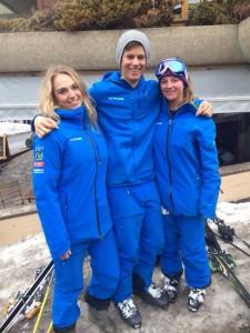 ski instructor verbier