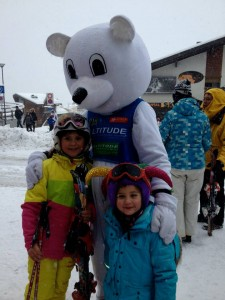 altitude verbier polar bear