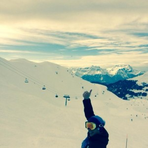 dean wilson - ski school verbier