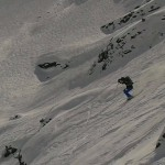 Drop cliffs not bombs - Verbier