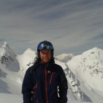 ISIA training Verbier - James Jordan