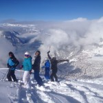 ski instructor course verbier switzerland