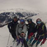 ISIA ski instructor course in Verbier