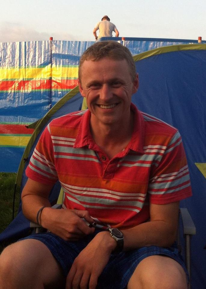 Stephen Lancaster - Ski instructor