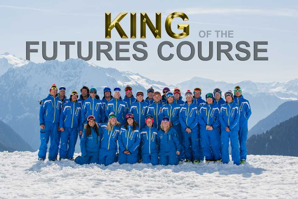 king of the ISIA training course