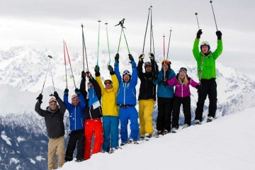 Work Life as a Ski Instructor