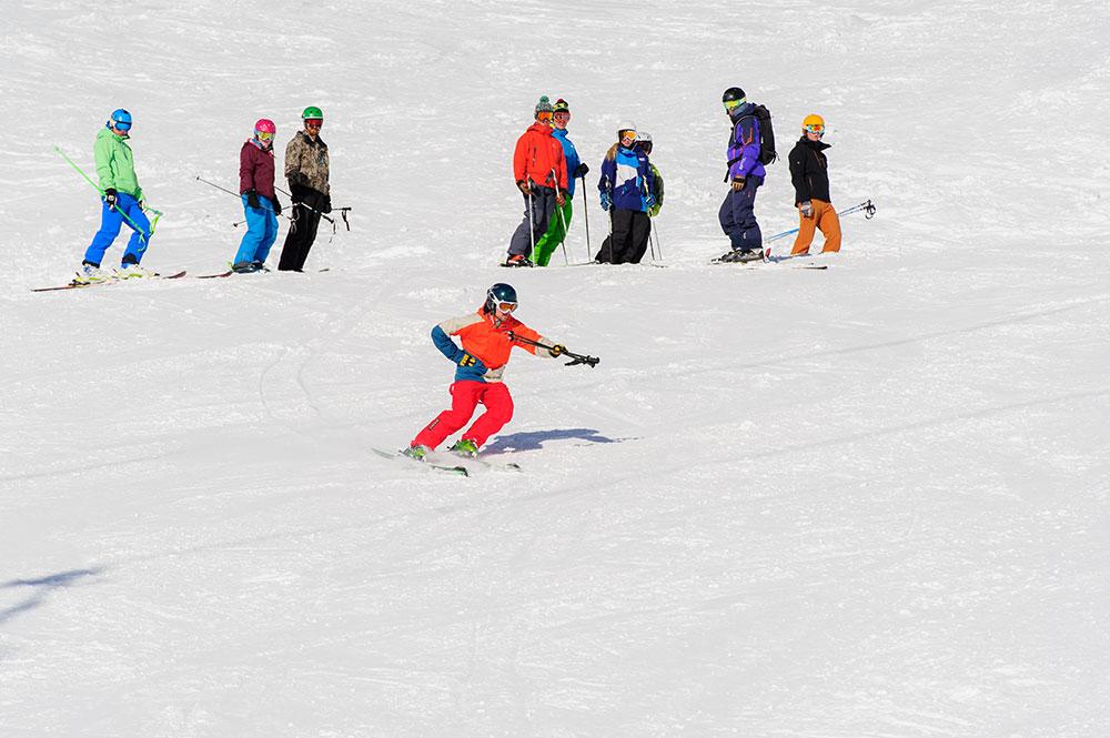 How to become a ski instructor | Altitude Verbier