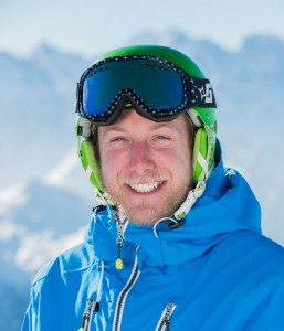 Ski Coach Ross Murdoch
