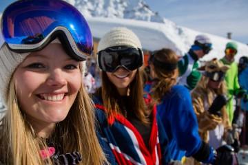 Why choose a Gap Ski Instructor Course?