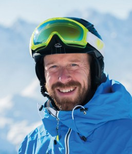 Ski School Director Jon West