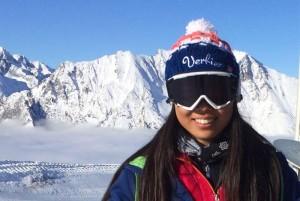 Gap student Wenxin Liu