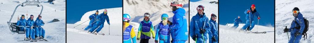 BASI ski school Altitude Verbier