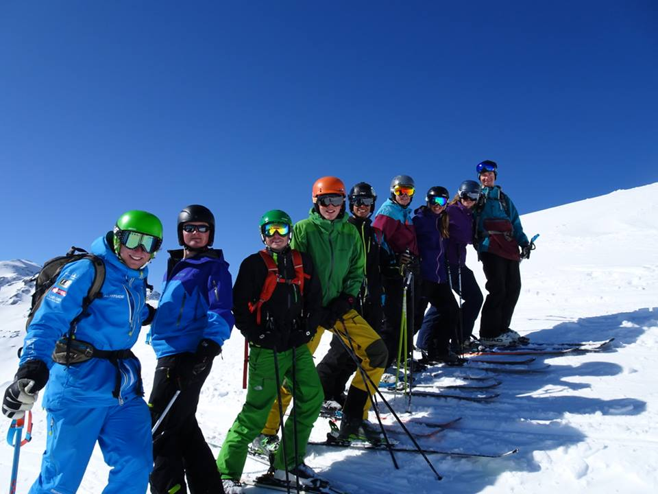 Altitude Futures Ski Instructor Courses