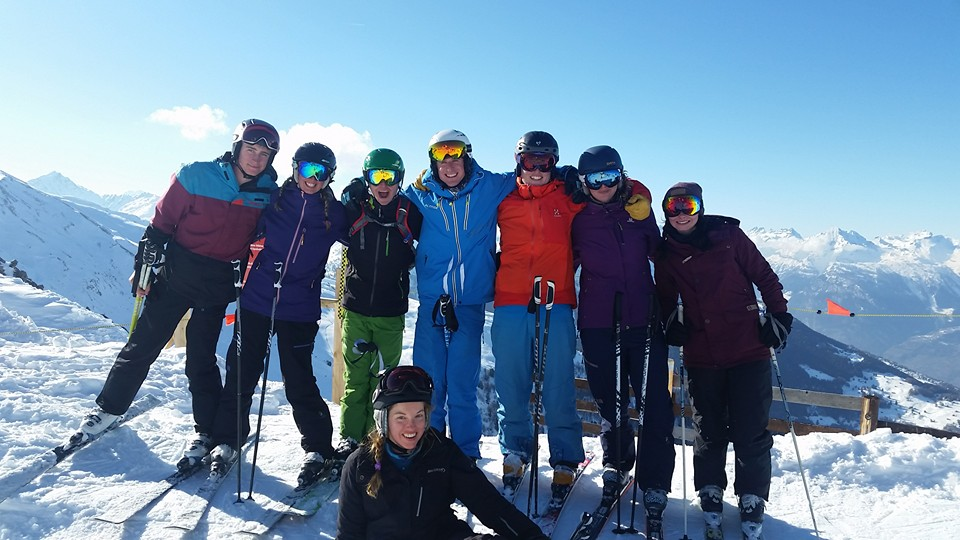Verbier ISIA training 2016