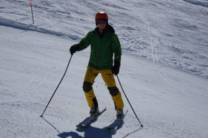 Verbier BASI Level 3 training