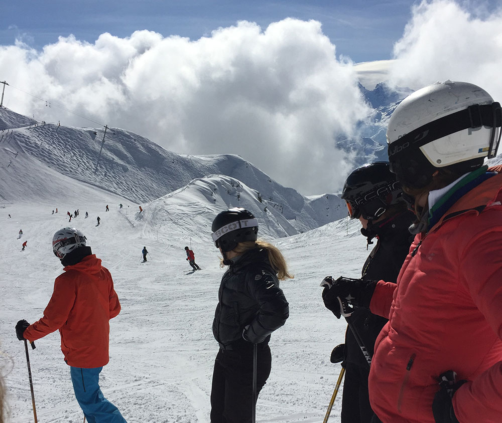 Verbier BASI instructor courses