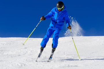 Instructor training – Ski agility
