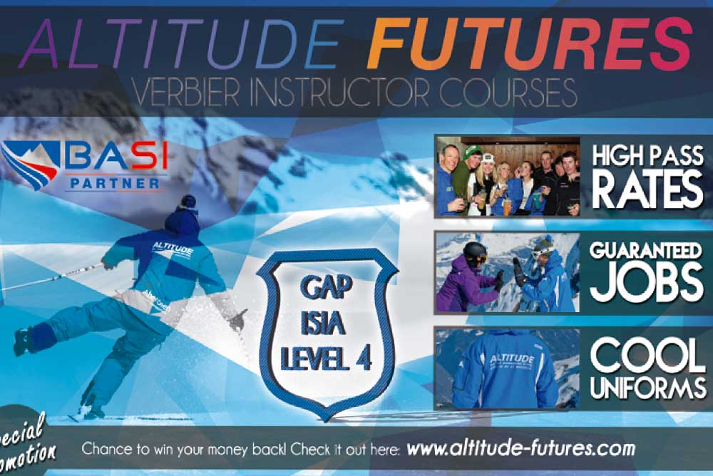 ski instructor courses verbier