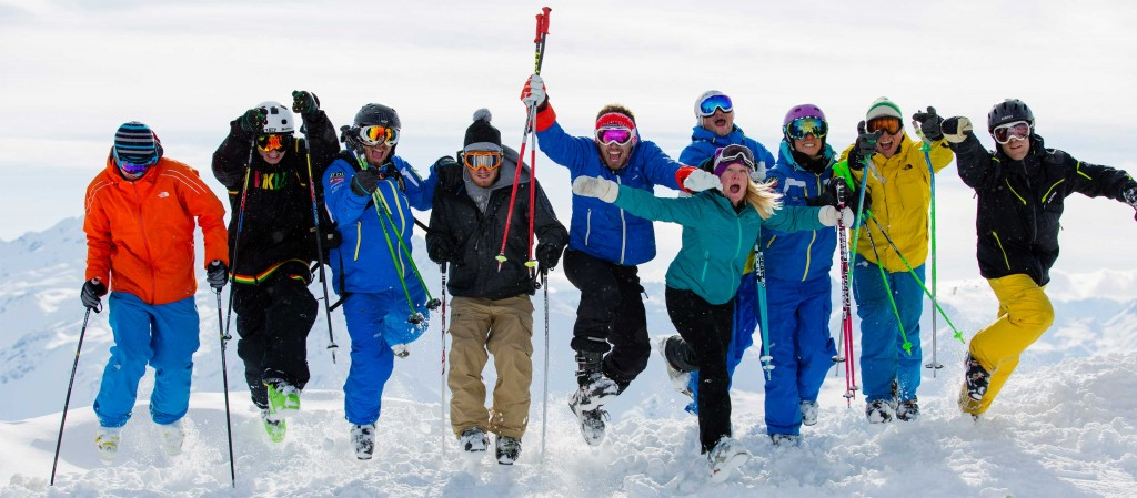 BASI Level 4 ski instructor course