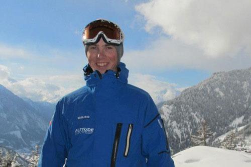 Verbier ski instructor Gap course