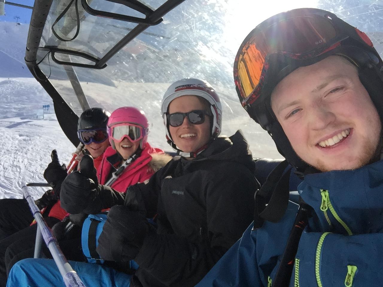 Verbier Ski Instructor Course