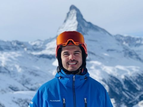 Altitude instructor jack in Zermatt
