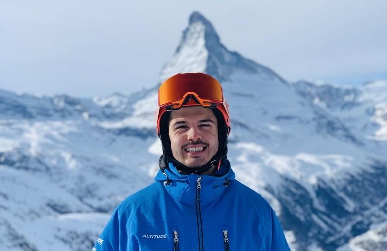 Altitude instructor jack in Zermatt