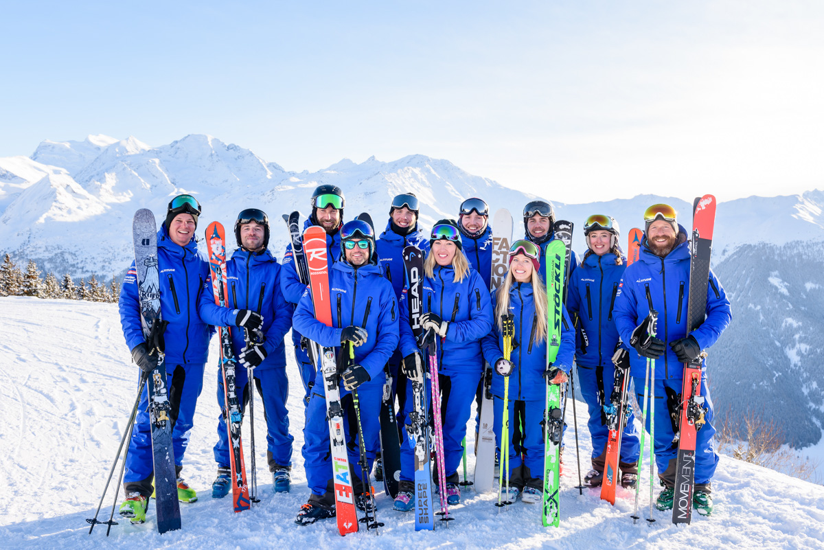 How to become a Ski Instructor complete guide