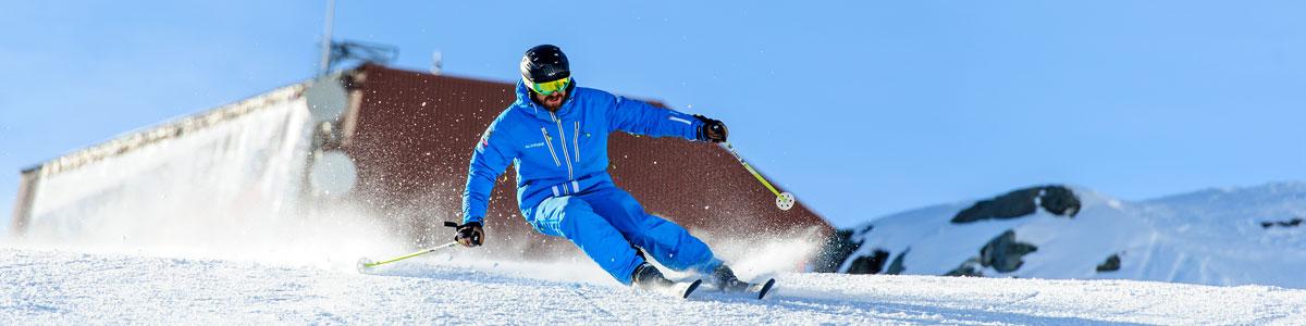 ski-parralax